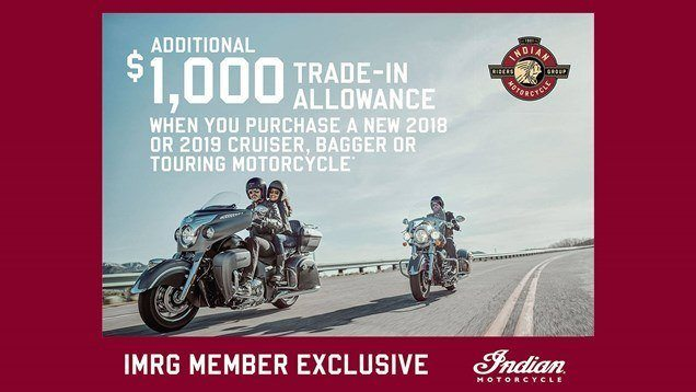 Indian - Exclusive IMRG VIP Offer